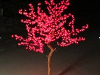 LED Trees Metal Trunk